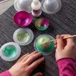 Mini Glitter Bowls Kit - Anne Williams Craft-tastic