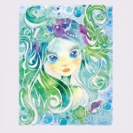 Magic Watercolour - Nebulous Stars