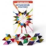 Crayons - Octahedron Crayons - Kid Made Modern *