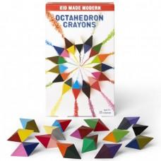 Crayons - Octahedron Crayons - Kid Made Modern