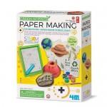 Paper Making Kit - Green Science - 4M
