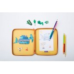 Puzzle & Draw Magnetic Kit - Diggersaurs - mierEdu