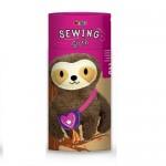 Sewing Kit - Make a Sloth