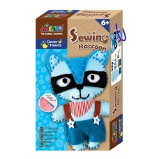 Sewing Kit - Raccoon