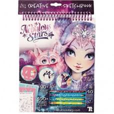 Sketch Book Creative - Nebulia - Nebulous Stars