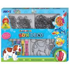 Sun Catcher Deco - Kit - Amos