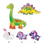 Sun Catcher Deco - Dinosaur - Amos