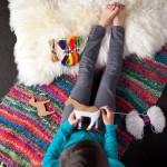 Yarn Wrapped Unicorns - Anne Williams Craft-tastic
