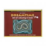 Dreamtime Dot Art Colouring-In Book 1