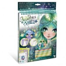 Sketch Book Creative - Marinia - Nebulous Stars