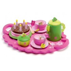 Tea Set - Birthday Party Teatime - Djeco
