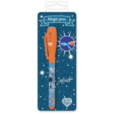 Magic Pen with Invisible Ink - Blue - Djeco