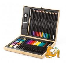 Colour Box Art Set - Djeco