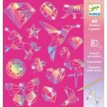 Diamond Scratch Cards - Djeco