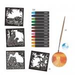 Backlight Watercolour Workshop - Djeco