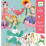 Fairy Paper Puppets - Djeco Craft