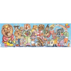 100 pc Djeco Puzzle - Kings Party