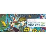 1000 pc Djeco Puzzle - Land & Sea