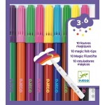 Magic Felt Tips 10 - Djeco