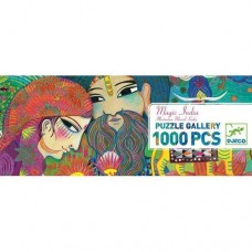 1000 pc Djeco Puzzle - Magic India