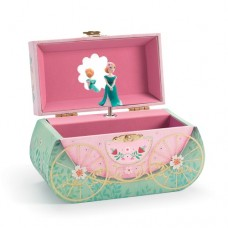 Music Jewellery Box - Carriage Ride - Djeco