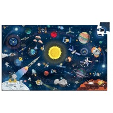 200 pc Djeco Observation Puzzle - Space