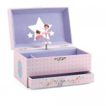 Music Jewellery Box - Ballerina - Djeco