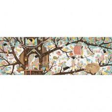 200 pc Djeco Puzzle - Tree House