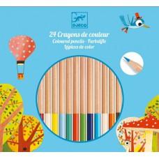 Watercolour Pencils 24 - Djeco