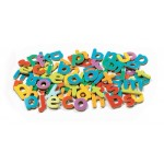 Magnetic Letter lower Case - Wooden - Djeco