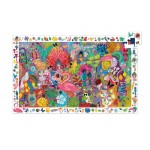 200 pc Djeco Observation Puzzle - Rio Carnaval