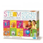 Kitchen Science - STEAM Deluxe - 4M Science