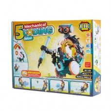 Mechanical Coding Robot 5 in 1