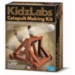 Catapult Making Kit - Kidslabs 4M