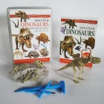 Discover Dinosaurs Tin Set - Wonders of Learning