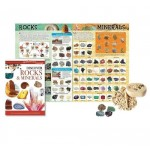 Discover Rocks & Minerals Tin Set - Wonders of Learning