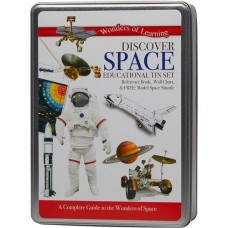 Discover Space Tin Set - Wonders of Learning