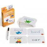 Flashcards Sight Words - Write & Wipe - Learning Can be Fun