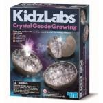 Crystal Geode Growing - Kidslabs 4M