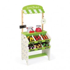 Green Grocer Shop - Janod  NEW