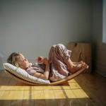 Kinderfeets - Kinderboard - Whitewash