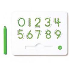 Magnatab Numbers 0 - 9 - Kid O