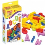 Magnetic Letters - Upper Case - Quercetti