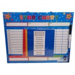 Responsibility/Reward Star Chart  - Magnetic