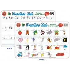 Placemat - Handwriting Cursive Practice Mat