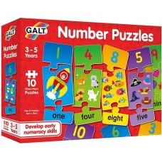 Number Puzzles - Galt
