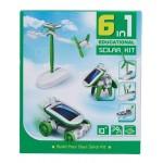 Solar Kit 6 in 1 Educational