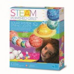 Solar System Lights - STEAM Powered Girls - 4M  NEW
