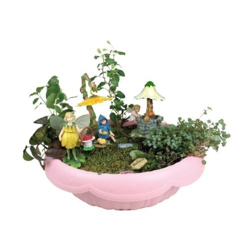 Fairy Landscape Kits Pink Flower Fairies