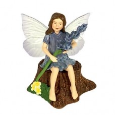 Fairy Figure - Lavender - Flower Fairies